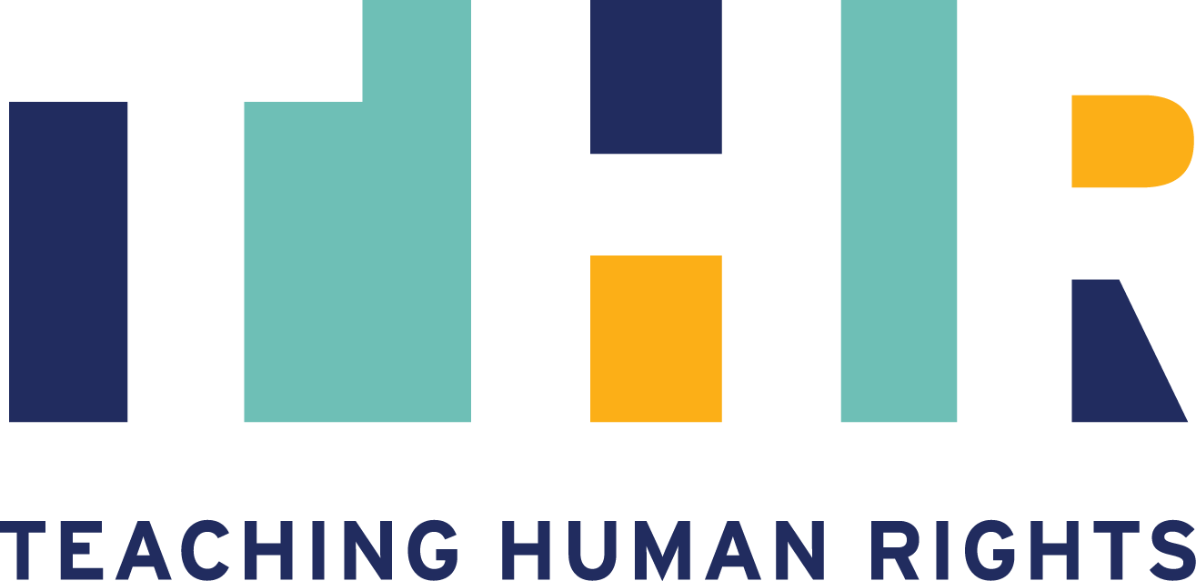 Teaching Human Rights Logo